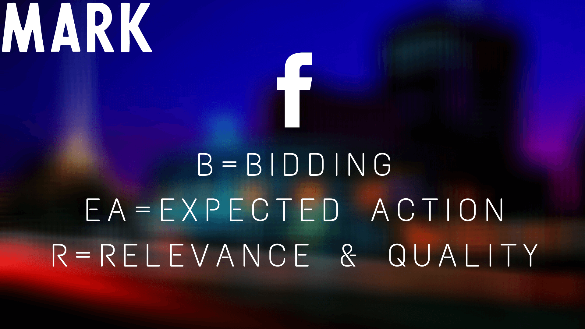 How the Facebook Ads Auction Process Work in 2020